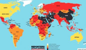 estonia ranks high in press freedom
